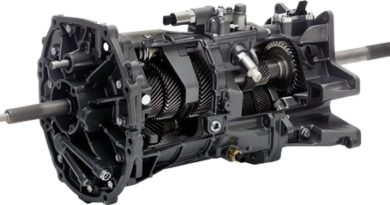 types of gearbox