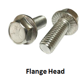 Flange Head Screw