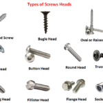 Different Types of Screws Heads – That You Must Know