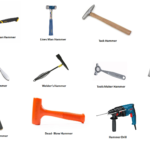 37 Types of Hammers that You Don't Know?