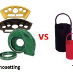 Difference Between Thermosetting and Thermoplastic: