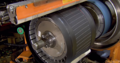 manufacturing of Tire