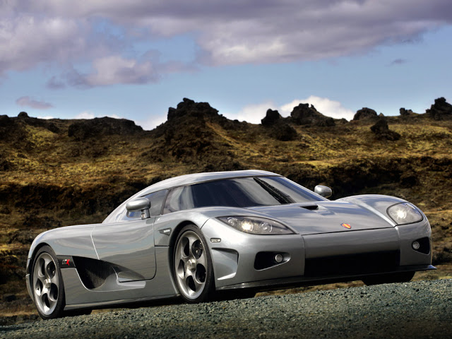 Top 5 Fastest Cars In The World