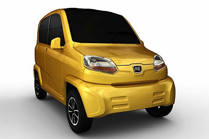 Top 5 Cheapest Cars in The World With Price And Mileage (Bajaj RE60)