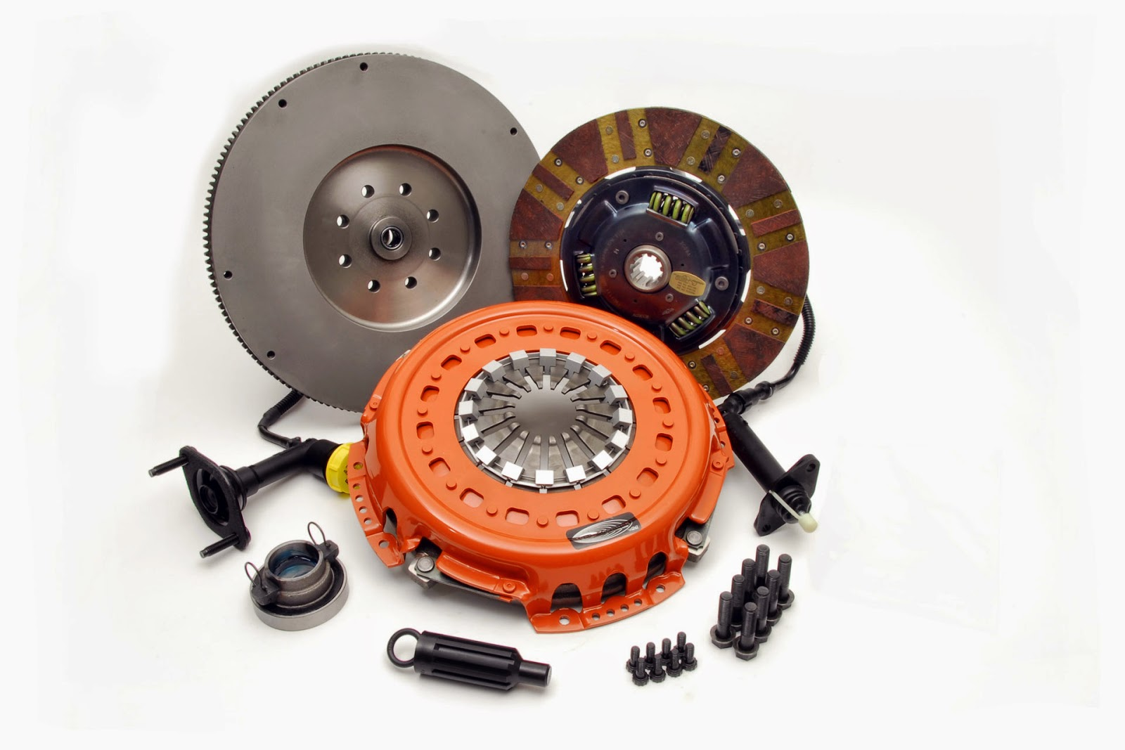 Types of Clutches in Automobile - Mechanical Booster