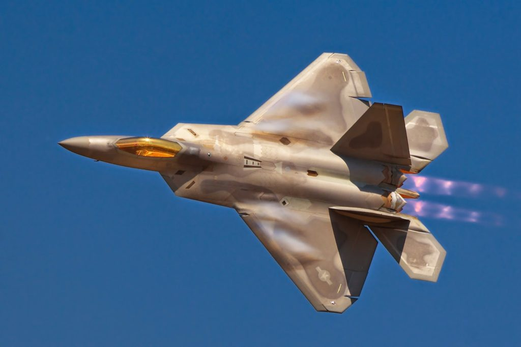 Top 5 Fastest Fighter Jets In The World - Mechanical Booster