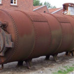 What is Lancashire Boiler Construction, Working with Diagram