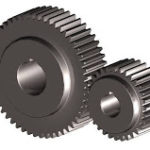 Types of Gears- Spur Gear, Helical Gear, Bevel Gear etc.
