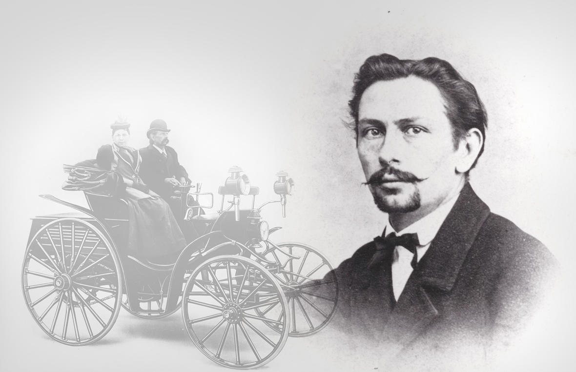 Karl Benz -First Vehicle