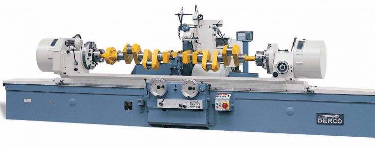 Crankshaft Lathe Machine