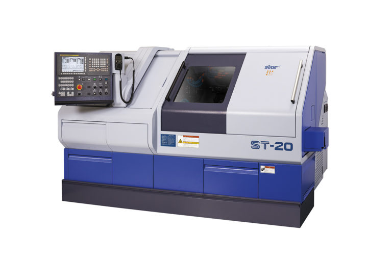 Swiss type Automatic Lathe Machine