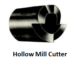 Hollow Mill Cutter