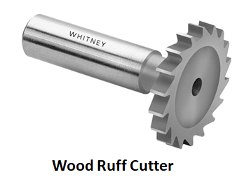 Wood Ruff Cutter