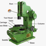 What is Slotter Machine - Parts, Types, Working, Operations, Advantages and Disadvantages?