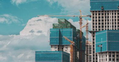 Tips For Maintaining Safety On High-Rise Construction Sites