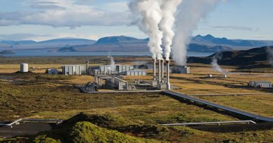 application of geothermal power plant