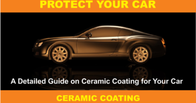 A Detailed Guide on Ceramic Coating for Your Car