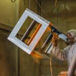What is Powder Coating - Definition, Working, Types, Advantages and Disadvantages