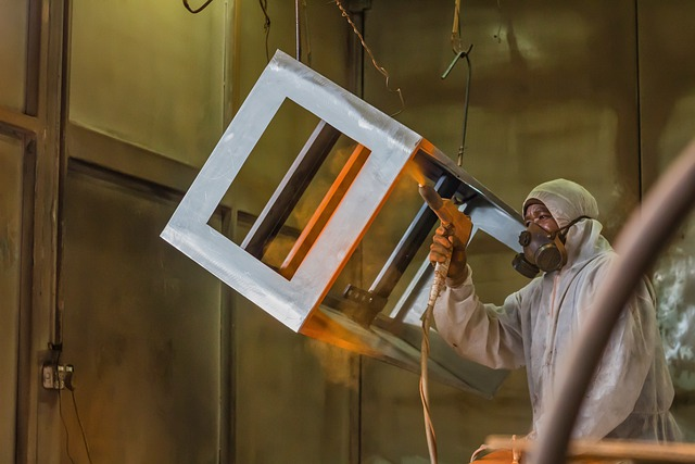 what is powder coating