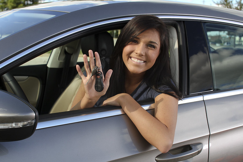 buying car for a teen