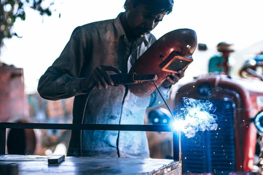 What is Arc Welding - Definition, Types, Working, Advantages and Disadvantages